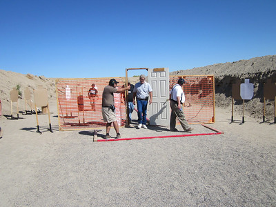 SFA USPSA pistol match Sept. 2012