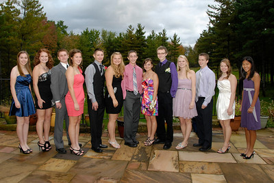 2011 West G Homecoming
