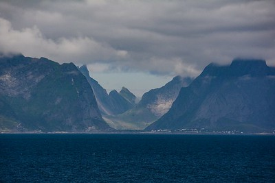 Norway 2016 Andalsnes to Lofoten