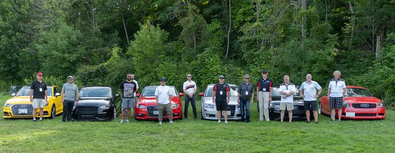 Audi Club NA - Niagara Tour 2021