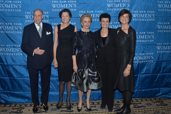 Nov 14, 2013-New York Women's Foundation 26th Annual Celebration