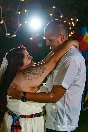 Robert & Luz Wedding