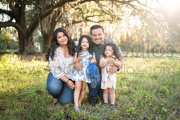 Sofia & Nelson family 2021