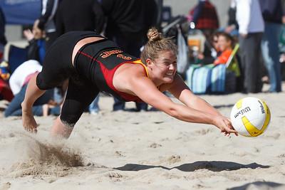 College Beach Volleyball