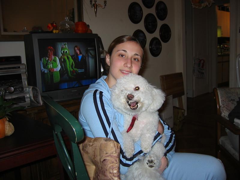2002-11-28 | Thanksgiving - Mark & Adrienne