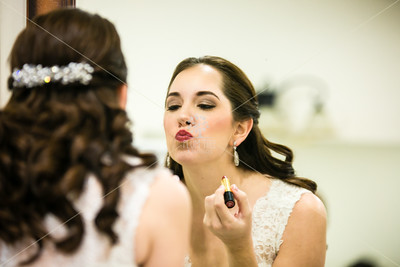 Laura & Donavan • Getting Ready