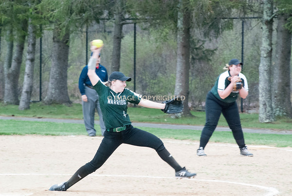 Massasoit  Girls Softball