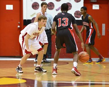 JV Basketball 2-4-2014