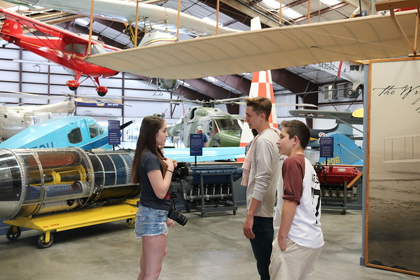 3-11-2017 Pima Air and Space Museum
