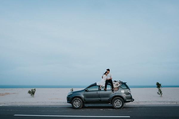 Our Elopement | Wedding in Da Lat