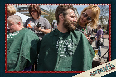 St. Baldricks and City Market Fighting Cancer