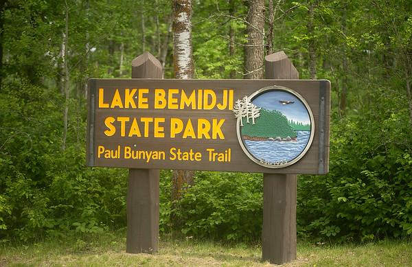 Lake Bemidji State Park