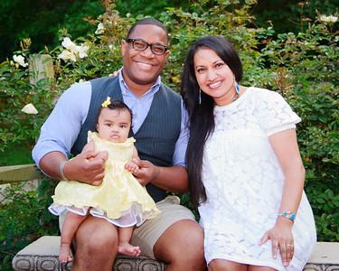 Gerig-Watkins Family