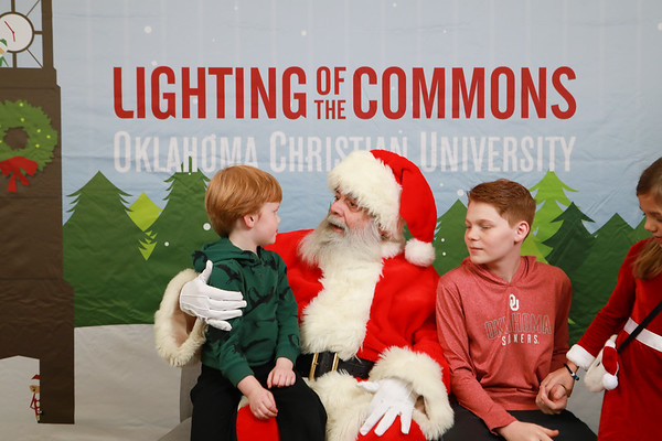 Lighting of the Commons