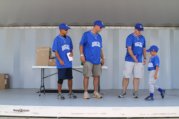 Dodgers Awards