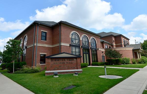 Foundation Hall Exterior July 2015-Rick Haye