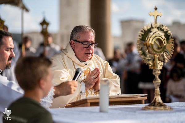 40 Hours of Adoration in Keller