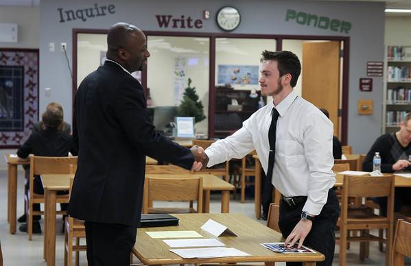 Cooperative Education Mock Interviews