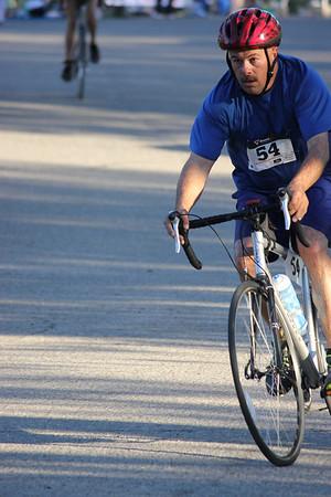 TriTulsa 2012 Sprint Saturday Bike
