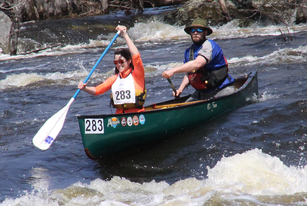 2017 Kenduskeag Stream Canoe Race Camera Two ~ 12pm to 1pm