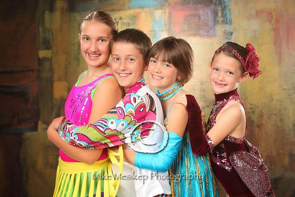 Molly, PJ, Erinn & Bridgett