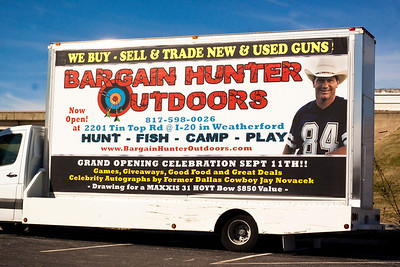 Bargain Hunter Outdoors