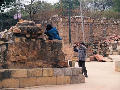 Picture Me at Qutub Minar, Delhi
