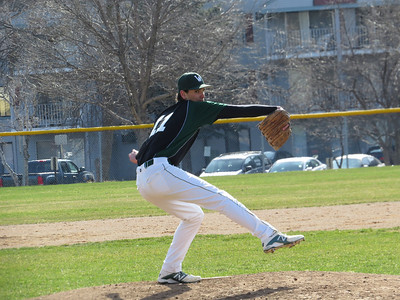 West Baseball vs. Providence 2014