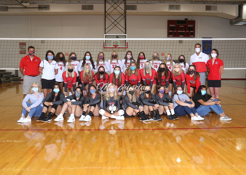 SNHS Volleyball 2020