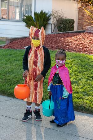 Montwood Halloween 2020
