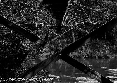 Toccoa Swinging Bridge