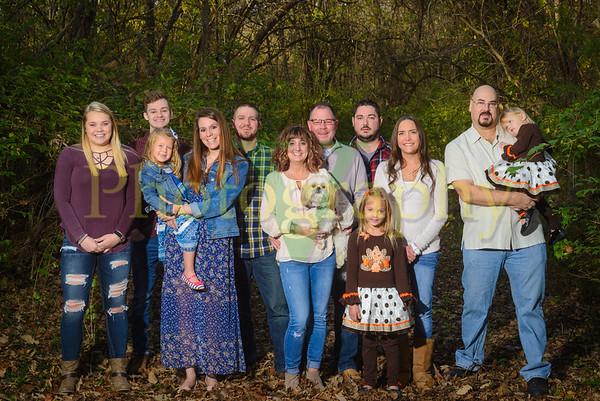 Davis Unruh Family 2017