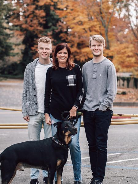 2020 Powell Family
