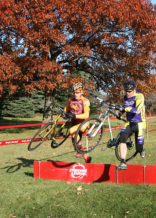 2007 Kletsch Park Cyclocross - Cat 4 40+