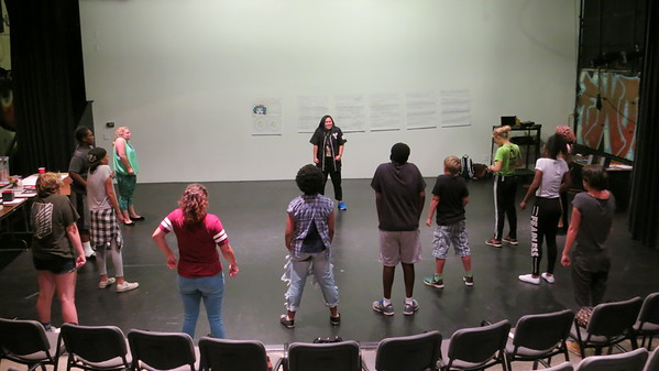 Summer Hip Hop Institute