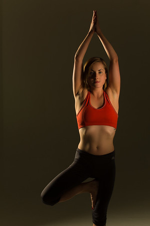 Yoga shoot