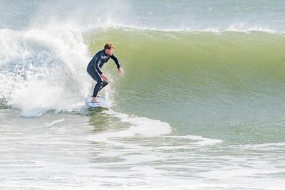 Cliff Skudin Surfing Lido 9-22-20