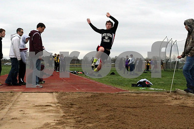 HHS Track Meet 4-16-2013