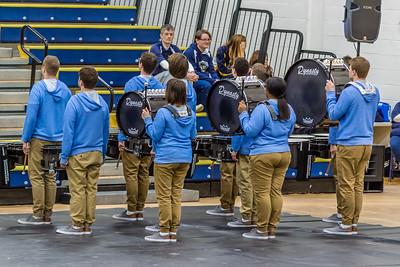2-11-2017 Nomad Indoor Percussion