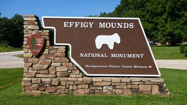 Effigy Mounds National Monument - IA - 080717