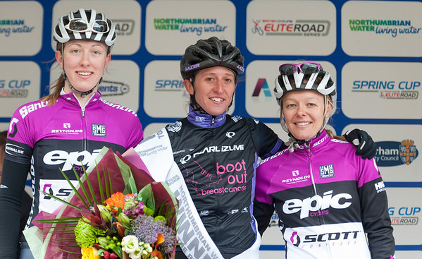 ALEXANDRA WOMENS TOUR OF THE RESERVOIR APRIL 12TH