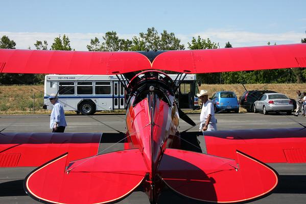 Petaluma Air/Auto Show - 7/09