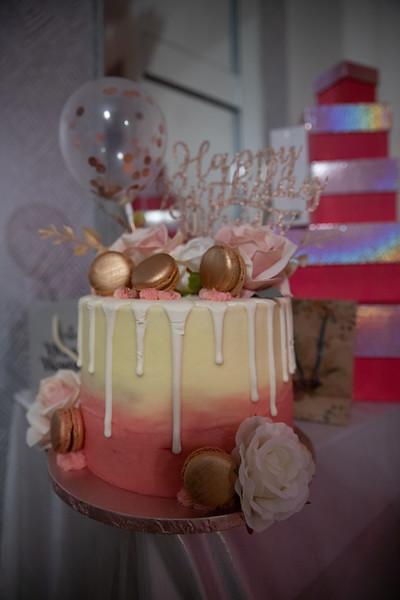 Olivia's 18th Birthday