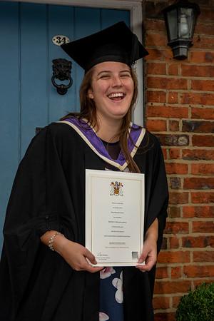 Graduation - Katy