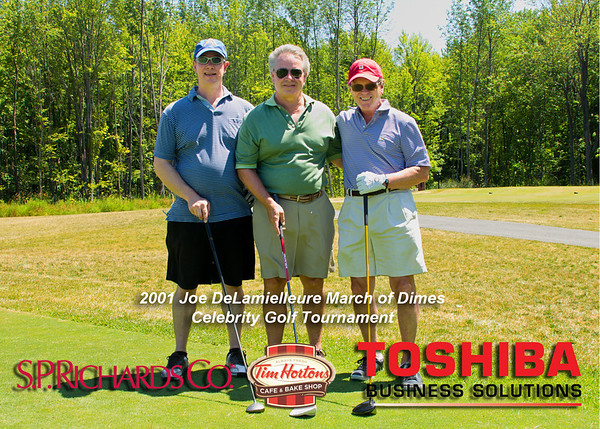 Foresome Photos March of Dimes Golf