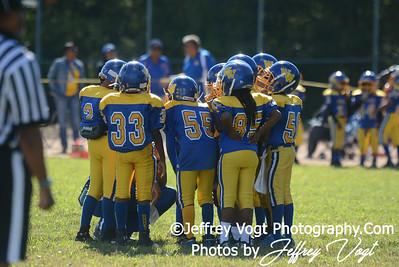 09-14-2013 MVSA Chiefs vs Woodridge Warriors Mighty Mites, Photos by Jeffrey Vogt Photography