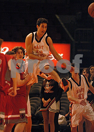 2006 Basketball, E. Rockaway HS vs Southhold, Madison Square Garden, 12-29-2006