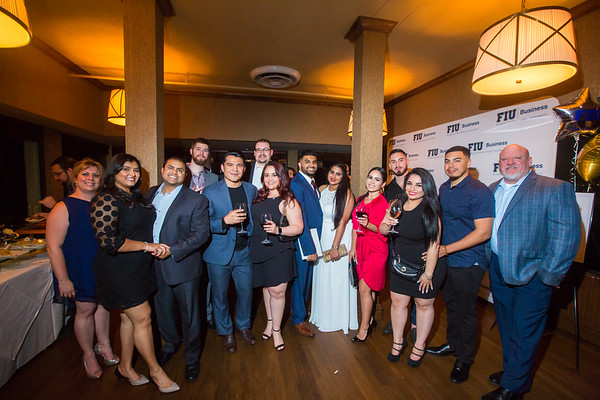 FIU HCMBA Grad Reception | Smith & Wollensky