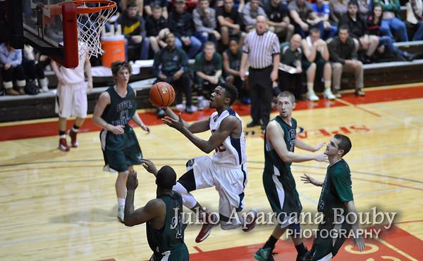 130109 SWOCC Men Basketball vs Umpqua CC