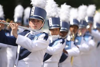 Band at Pittsford Parade